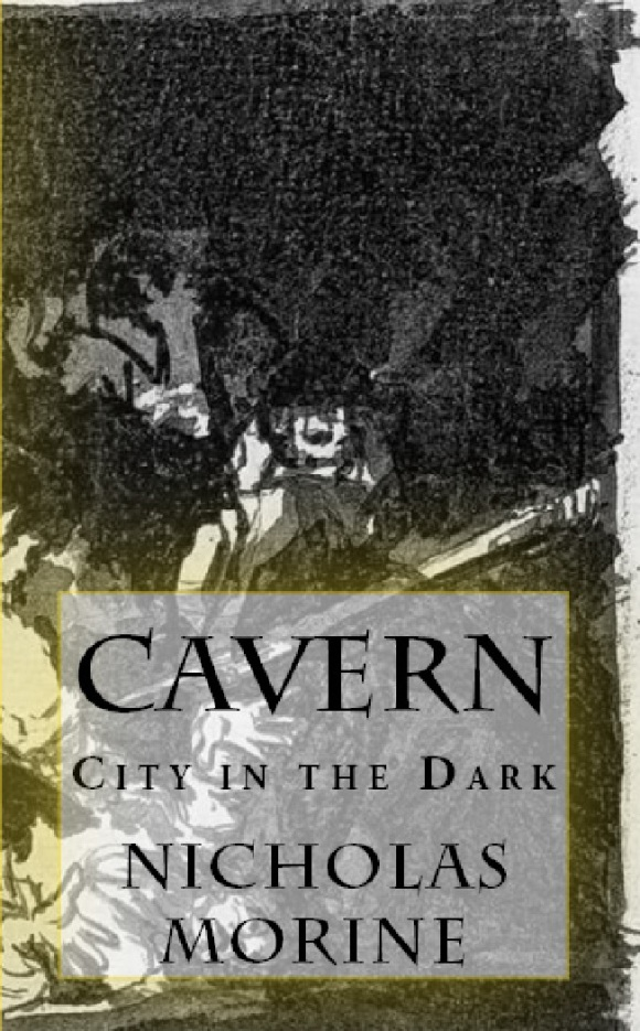 Cavern - Front Cover - Kindle