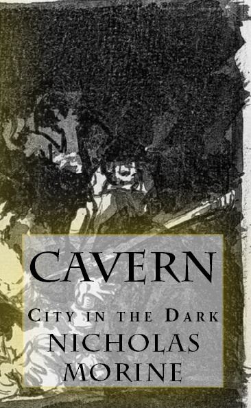 Cavern: City in the Dark - Front Cover