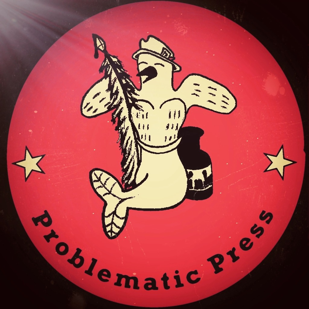 PROBLEMATIC PRESS LOGO